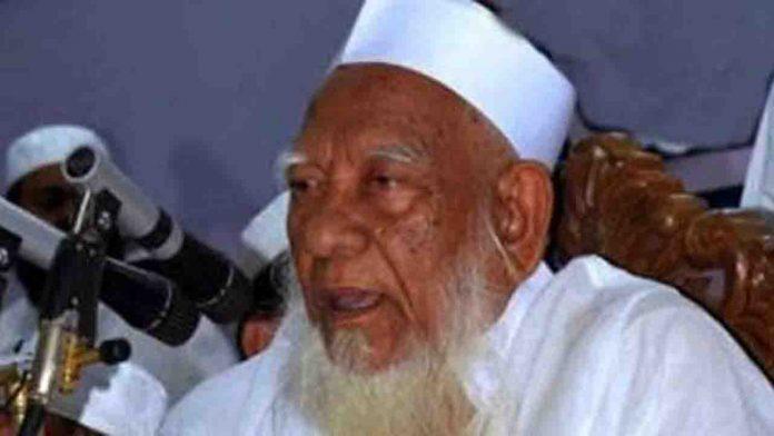 আহমদ শফী